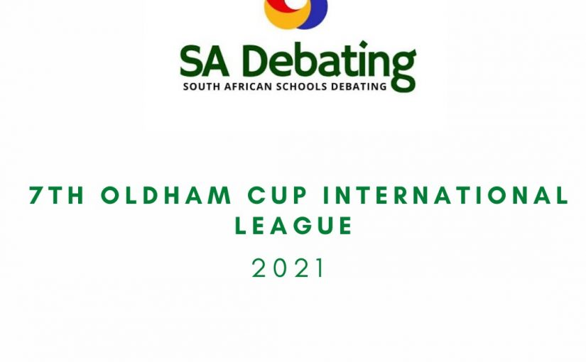 7th Oldham Cup International League 2021