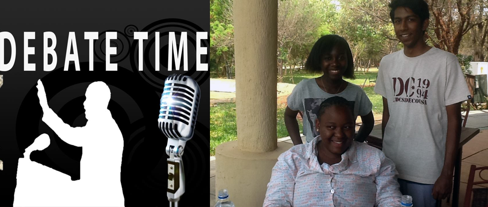 SA Academy Team win Southern Africa Debate Time